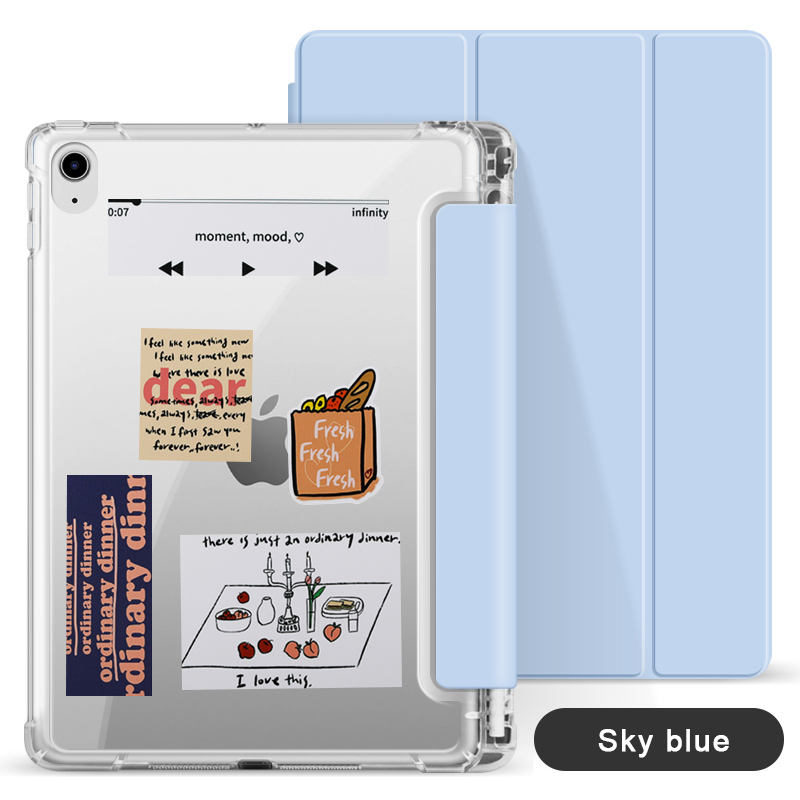 Support OEM custom DIY smart cover for iPad 2020 Air 4