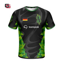 Top selected all over printed custom sublimation esports game jersey