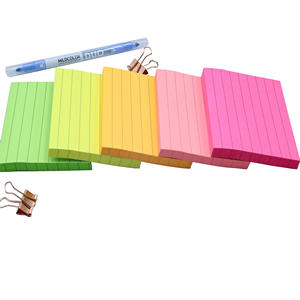 Hersteller custom kreative notizblock notizen gewohnheit post-it notes