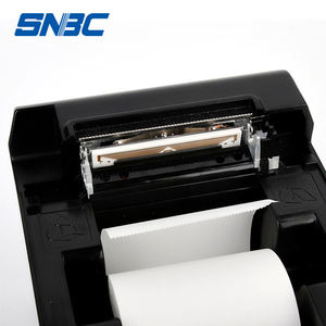SNBC High Resolution Printing Parking Receipt Printer Small Thermal Ticket Printer BTP-N56