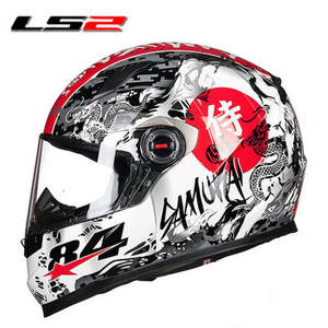 Original LS2 FF358 Full face helmet Capacetes de Motorcycle Helmet Full Face helmet Motorbike Men Racing Casque Moto Casco