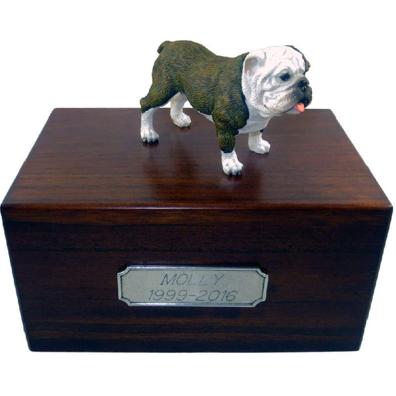 Amazon pet urn sealed sealed moisture-proof memorial box for pets cremation supplies