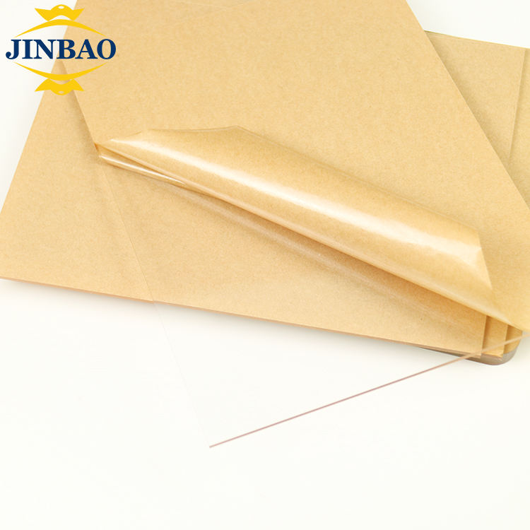 JINBAO cut to size 4mm acrylic sheet acrylic board game pieces