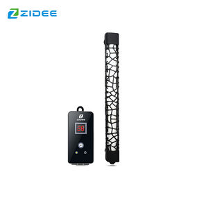 ZIDEE HTS-1021 500w fish tank heater explosion proof quartz tube Aquarium
