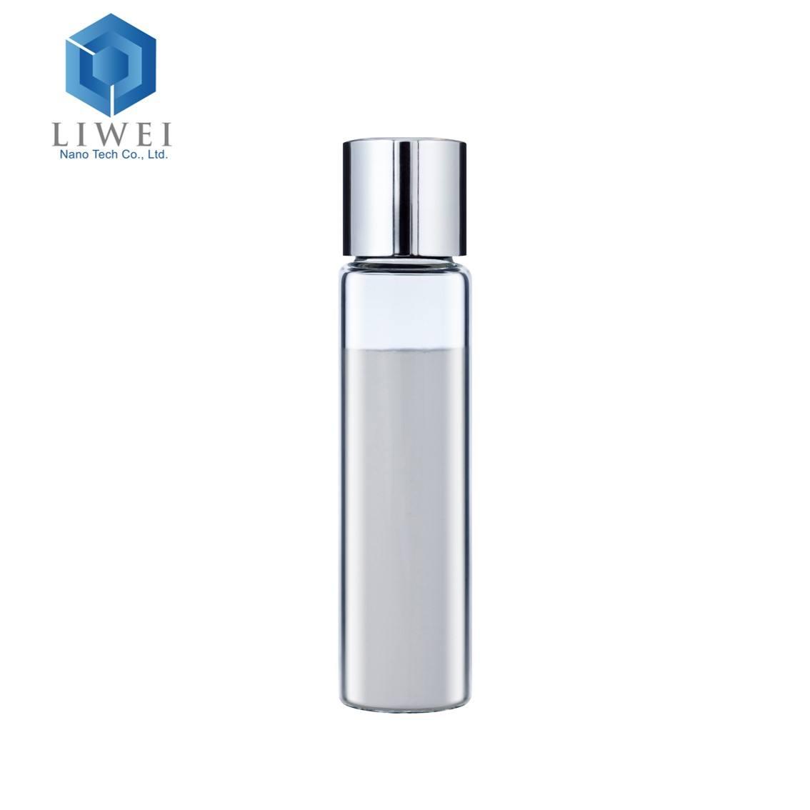 Nanopowder Zine Oxit <10nm Alkaline Cho Chống UV Makeups & Kháng Khuẩn Sản Phẩm