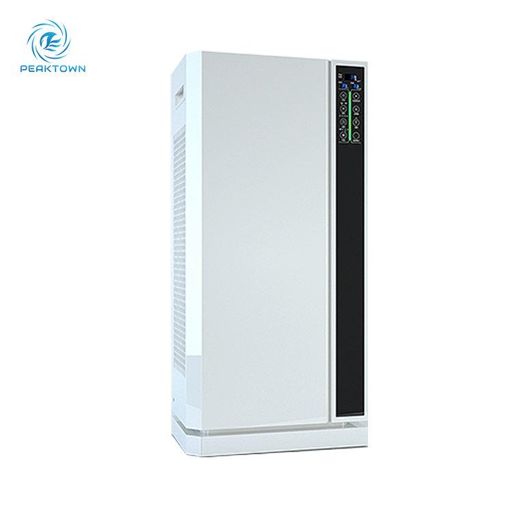 2020 personalizzazione fabbrica ionizzatore purificatore d'aria di casa con filtro