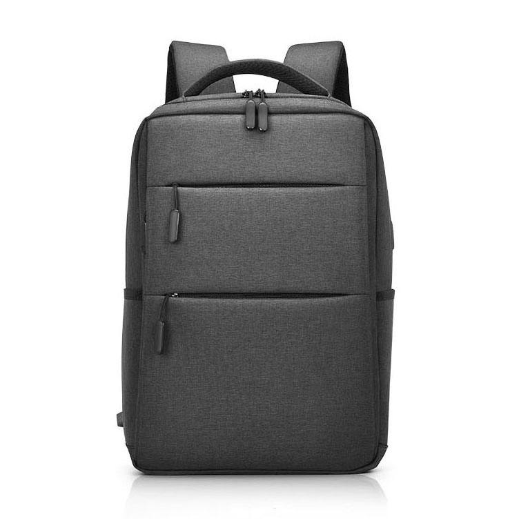 2020 Business Anti Theft Slim Durable Laptops Backpack Sleeve Oxford Backpack