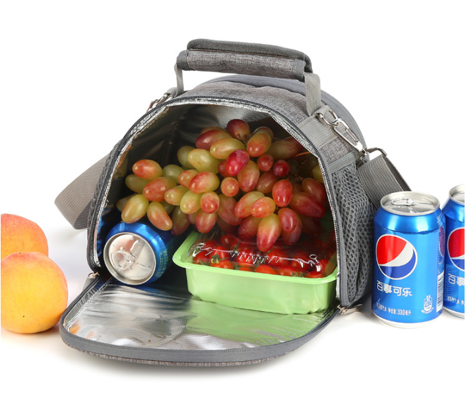 2019 Wholesale large capacity Waterproof Lunch Insulated Bag Cooler Bag