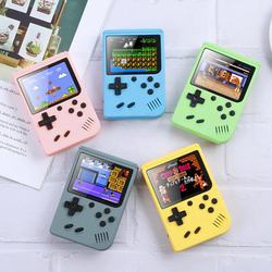 Gift for Kids Sup 800 in 1 Portable slim handheld controller video game console 3.0 Inch Video Game Players Built-in 800 Games
