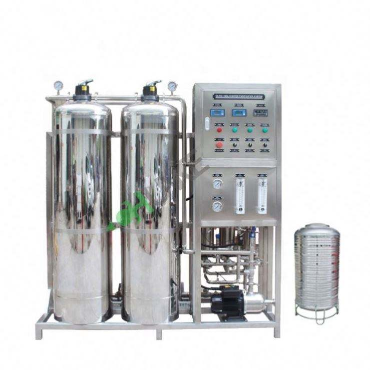 full automatic reverse osmosis water filter price EDI water electro deionizer purification system