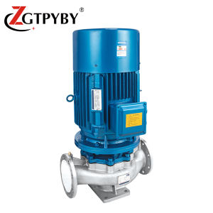 ISG 15 hp 2 inch electric jockey water pump stainless steel cast iron residential water booster pump for water circulation