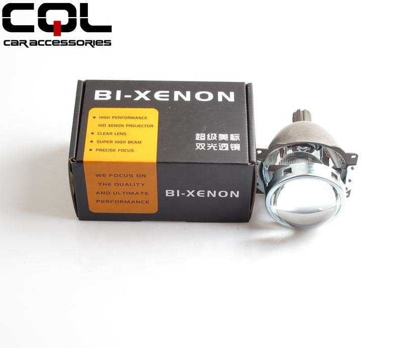 3inch OEM H1 Q5 hid projector with 21mm super bright xenon bulb