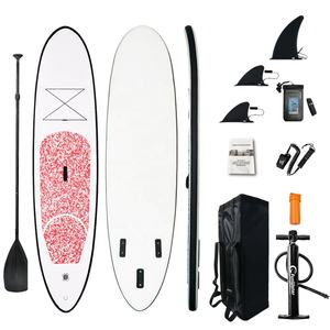 2020 fashionable design transparent sup stand up paddle board surf core paddle boards