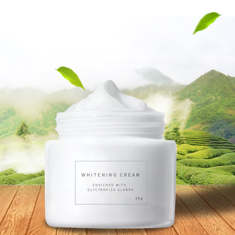 Private Label Face Skin Glowing Moisturizer Whitening Creams