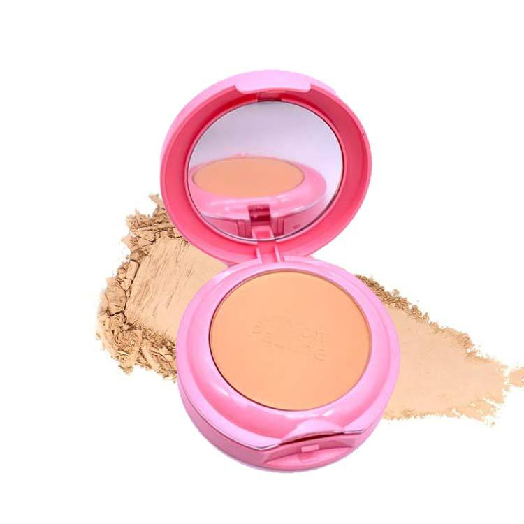 Hot Sale Waterproof Brighten Pressed Powder OEM High Quality Long Lasting Foundation Powder Facial Makeup