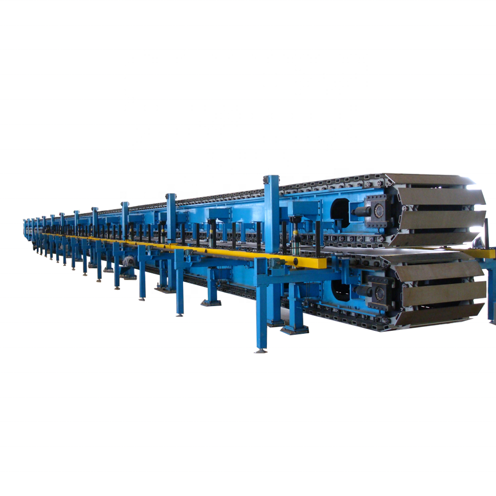 Continuous PU Sandwich Panel Production Line for Roof and Wall Panels