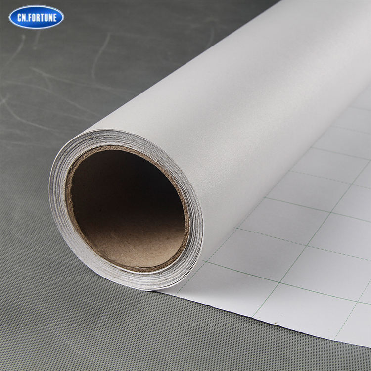 PVC Self Adhesive For Ground Cover pvc self adhesive cold lamination film