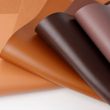 high quality pvc shoe leather coating cotton backing rexine for shoes upper leatherette supplier