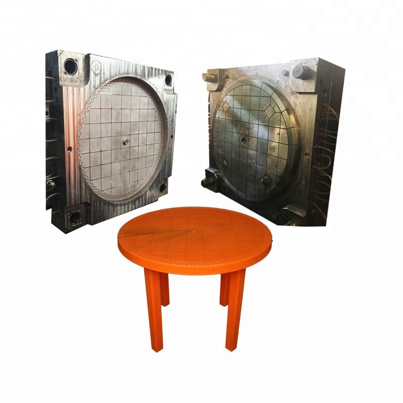 Plastic adult chair injection mould stool seat mold used plastic chair and table moulds manufacture