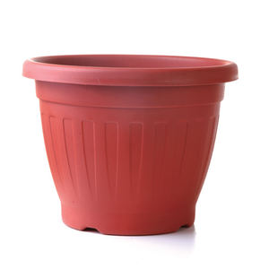Factory Supply Fancy Garden Planter Plastic Flower Pot
