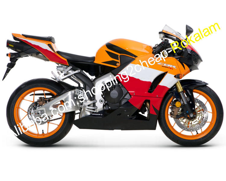 XMT-MOTO Rear Pillion Passenger Seat For Honda CBR600RR 2003-2006//CBR1000RR 2004-2007