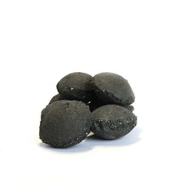 <span class=keywords><strong>Sic</strong></span> Briquette Black Silicon Carbide Ball als Deoxidizer For Steelmaking