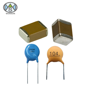 100pcs SMD 0805 6PF 6R0C COG Chip Capacitor Electron Component  50V