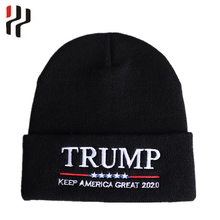 wholesale custom beanie/OEM own embroidery logo 100% acrylic pom pom Knitted Fashion OEM Beanie Hat Custom Winter Hat