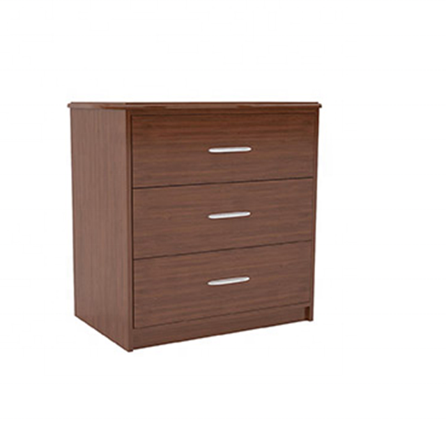 White Oak Laminated Board 3 Star Hotel Bedroom Furniture For Economical Class Hotel