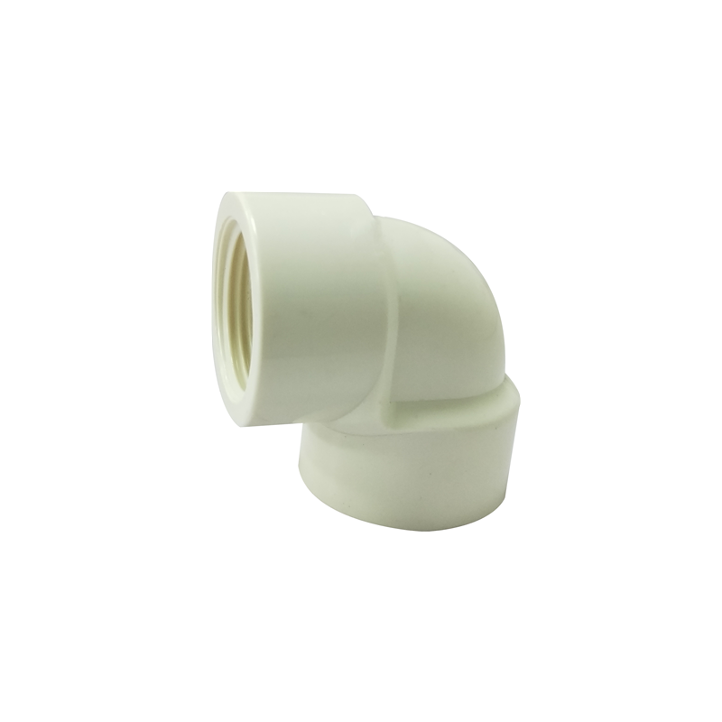 All size BS 4346 standard plastic pvc pressure fitting pipe fittings for upvc 90 degree female threaded elbow plumbing material