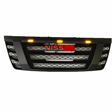 New design Auto parts 4x4  ABS Terra 2018+ Grille with light hot sell