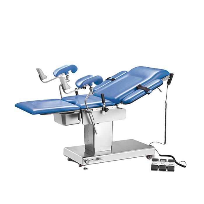 Hospital electric Maternity labour obstetric delivery beds table medical with good price