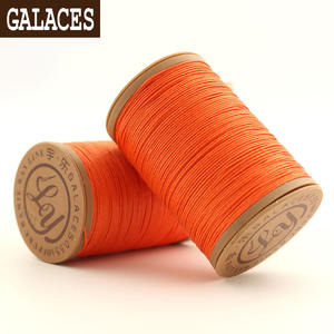 Ramie hand-stitched round wax line durable leather wax cotton thread hand-sewn environmentally friendly