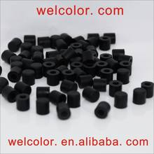 "silicone rubber Syrings stopper caps dust Cover Vacuum End Bung Plug sleeve ID 9/64"" 1/8"" mm 3mm 3.5mm 2.8mm 2.8 3 3.0 3.5 4 mm"