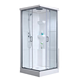 2019 hot sale acrylic bathroom wall shower enclosure and base shower stall surround panel kit