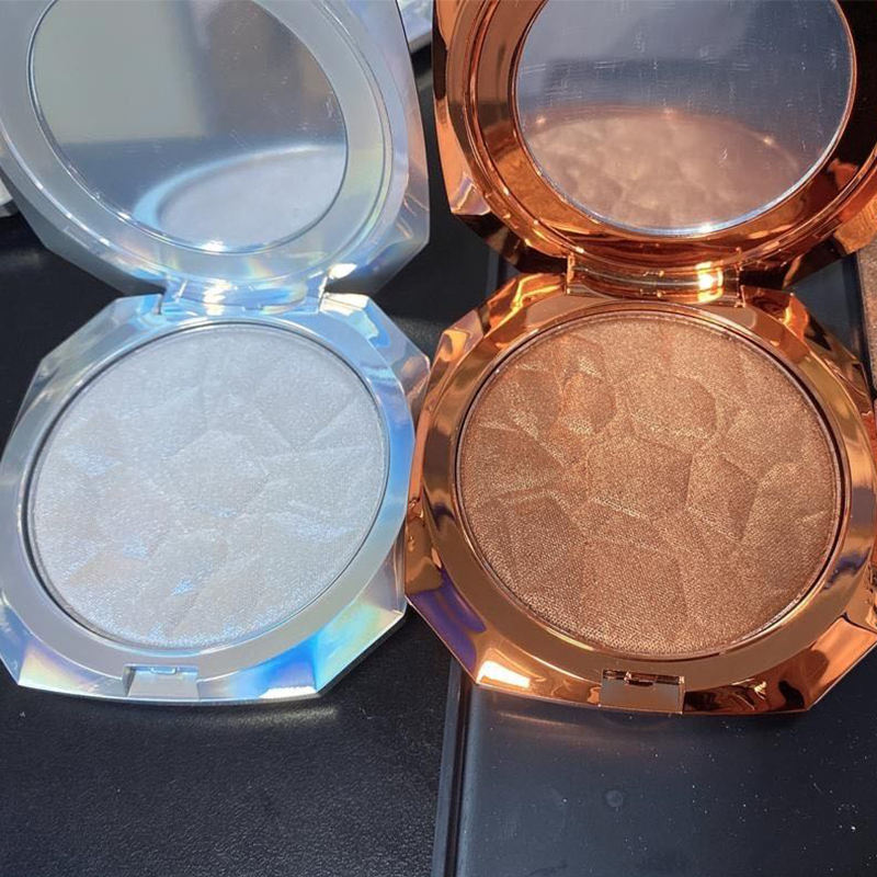 High quality private label foundation Contour Powder Bronzer highlighter makeup highlight powder