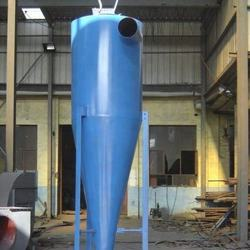 China SUPPLY CARBON STEEL 5000M3/H Cyclone Dust Collector Extractor