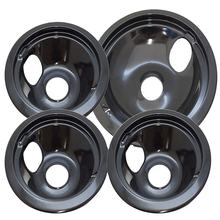 WB31M19 and WB31M20 G.E Kenmore Gas stove parts 6 inch and 8 inch  burner drip bowl pan