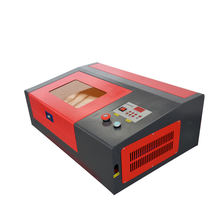 40W 50W 300*200 3020 small portable Laser Engraver and desktop cnc co2 laser engraving printer  for wood  metal and nonmetal