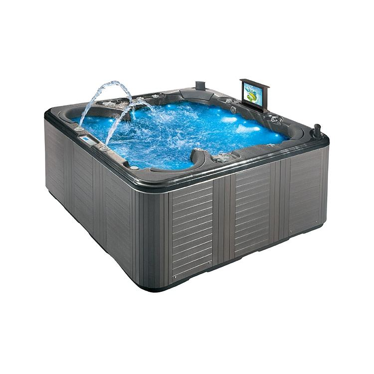 Nieuwe Ontwerp Sunrans Balboa Outdoor Spa <span class=keywords><strong>Bad</strong></span> Whirlpool 6 Persoon Hot Tub