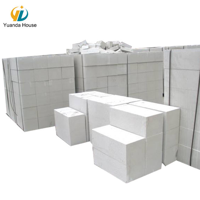 AAC Lightweight Concrete Cellular Blocks Prices
