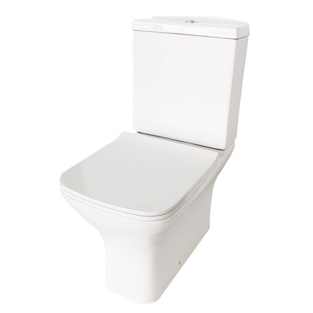 Sanitary Ware Color Cistern Sink Set Wc Bowl Wall Hung Toilet. Squatting Pan Commode One Piece Toilet Ceramic
