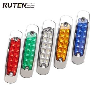 RUTENSE LED SIGNAL LIGHT 24v car sidelight led lorry 24v truck light side marker lights