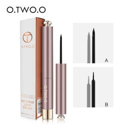 O.TWO.O High Quality Cheap Price Liquid Eyeliner Long Wearing Smudge-proof Waterproof Eyeliner Pen