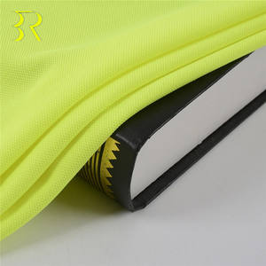 New Arrival Anti Odor Anti Sweat Anti Bacterial 75D DTY Knit Breathable Dry Fit Sports Wear Mesh Fabric 100% Polyester