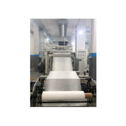 Customized textile nonwoven meltblown material industrial fabric