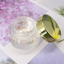 Private label OEM/ODM 24K Gold & Vitamin C Anti-aging Firming Fine Line Reducing Night Cream