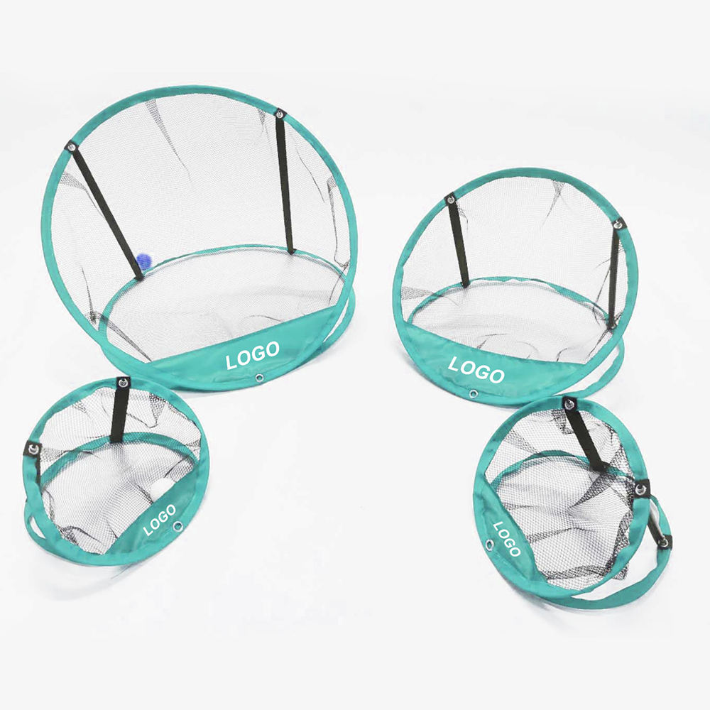 Indoor Outdoor Golf Chipping Practice Net Target System with Carrying Case 3 Piece Factory Price Golf Chipping nets