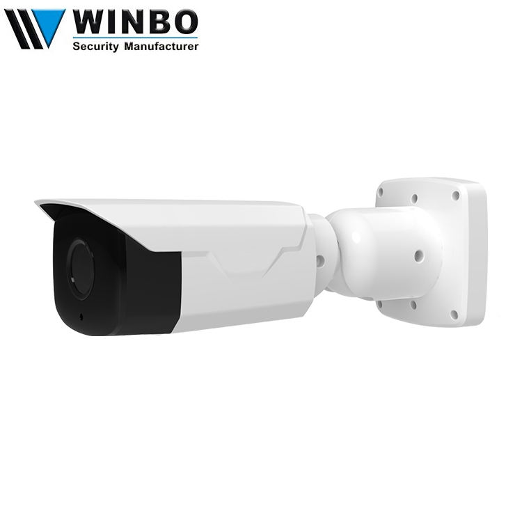 2.0MP 1080P LPR IP Camera with 6-22mm lens, highway parking use