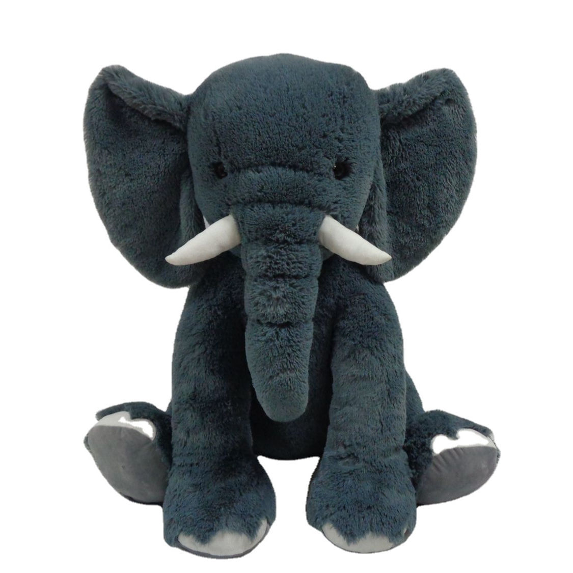 Factory New Design Wholesale Cheap High Quality Super Soft For Kids Stuffed Animal Plush Elephant